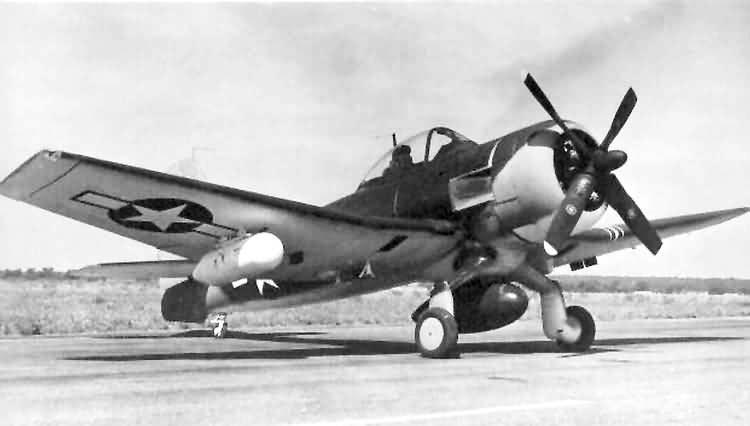 Морской разведчик Curtiss SC Seahawk - SC-2