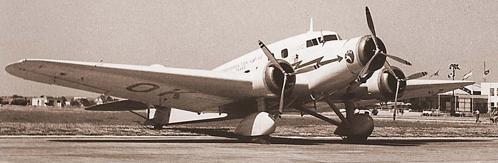 Транспортный самолет Savoia Marchetti S-73