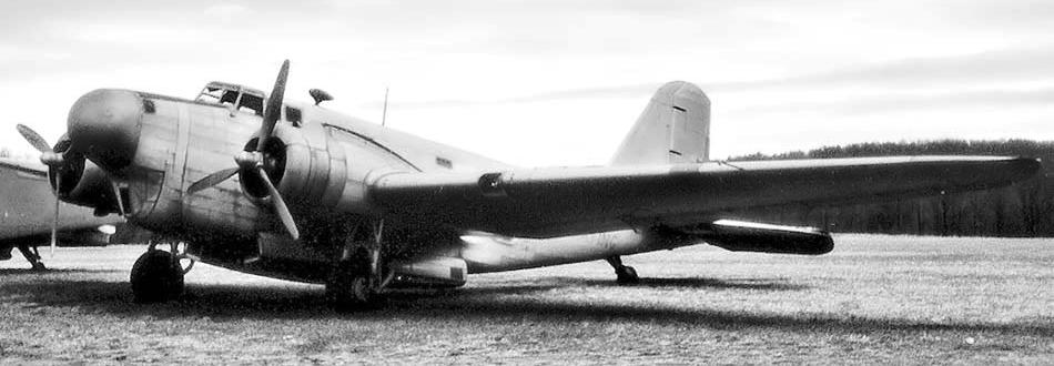 Патрульный противолодочный самолет Douglas B-18B BOLO