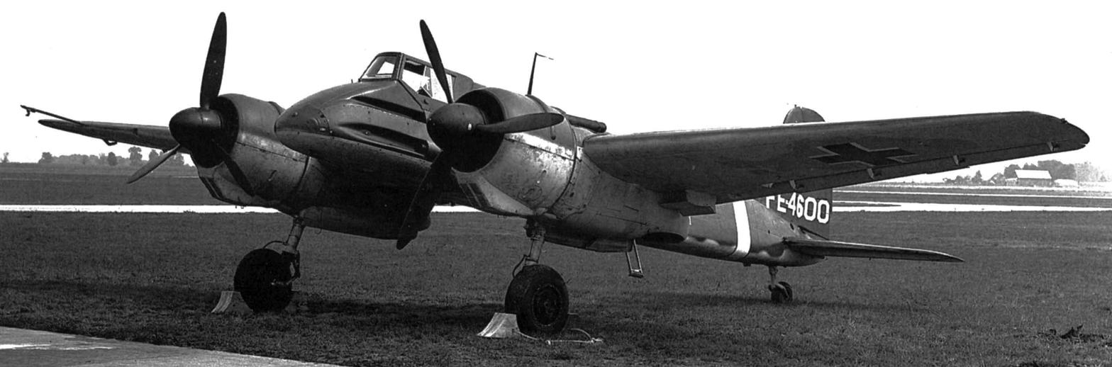 Штурмовик Henschel – Hs 129В-1