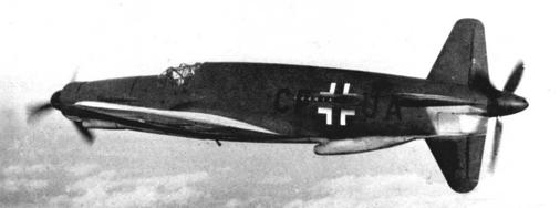 Истребитель Do 335 Pfeil