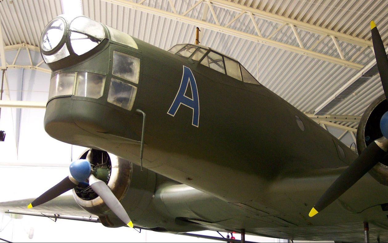 Бомбардировщик Junkers - Ju 86-К4