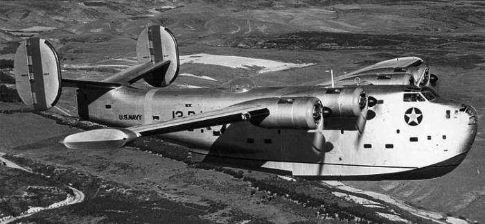 Летающая лодка Consolidated PB-2Y Coronado