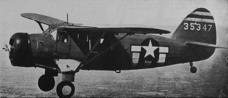 Транспортный самолет Noorduyn UC-64 Norseman