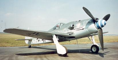 Истребитель Fw. 190 D