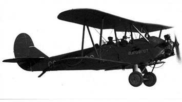 Легкий транспортный самолет У-2СП