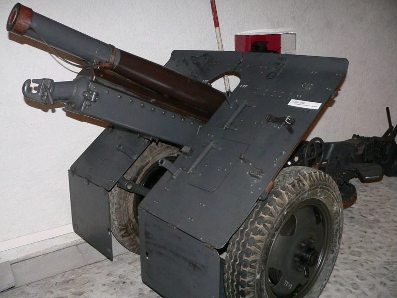 Пушка 75-mm Bofors Model 1934