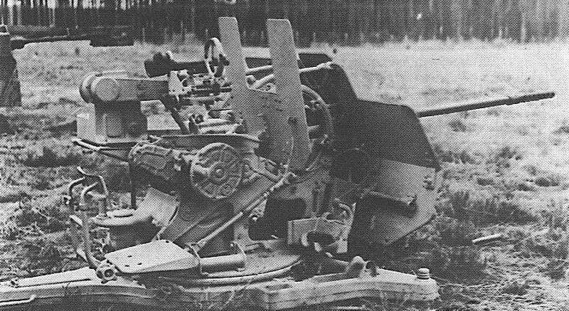 зенитная пушка 3-см Flak-103/38