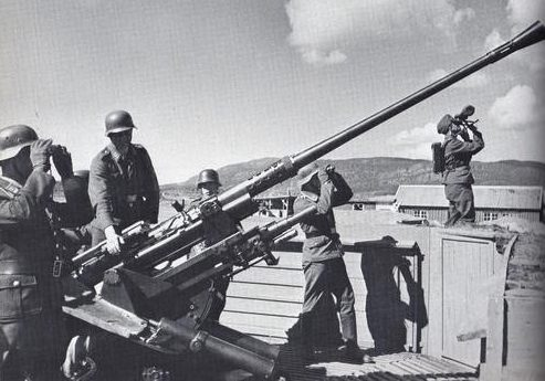 зенитная пушка 3,7-cm FlaK-18