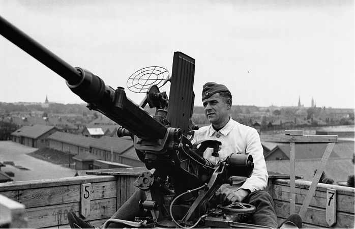 Зенитная пушка 2-см Flak-28