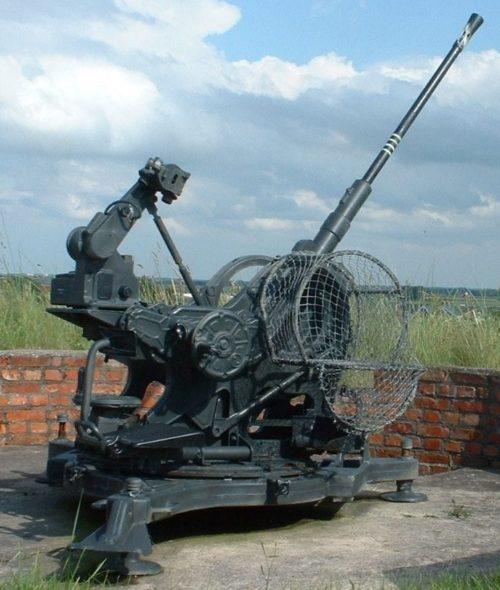Зенитная пушка 20-mm Flaк-30