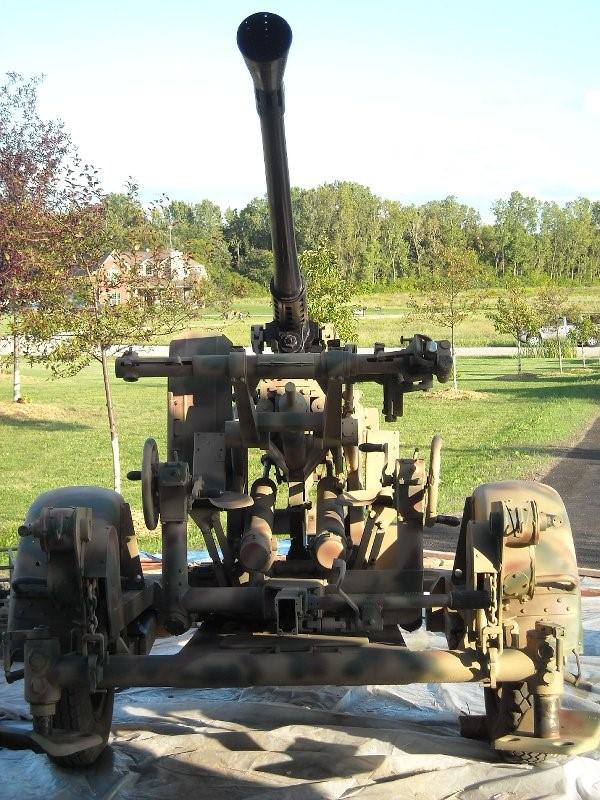 зенитная пушка 3,7-cm FlaK-37