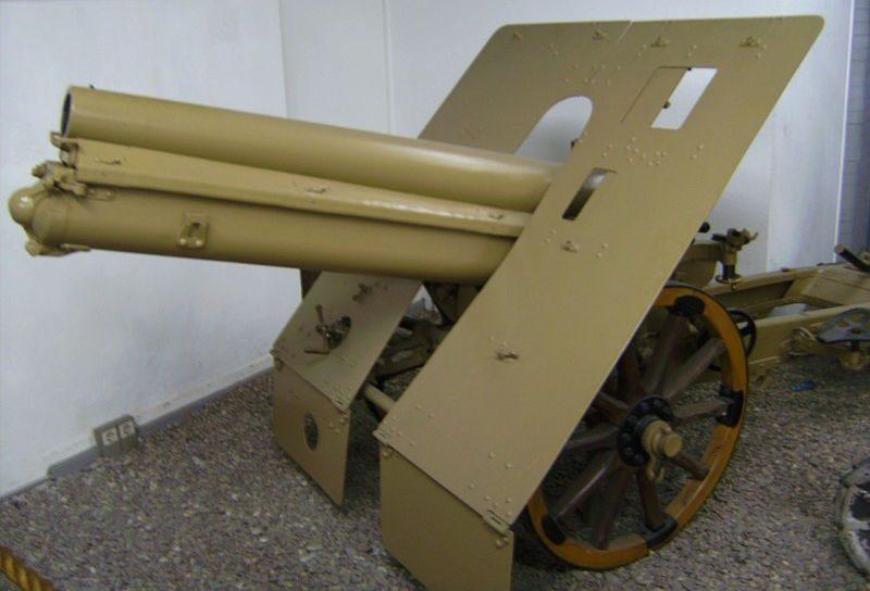 Горная 100-мм пушка М-16/19