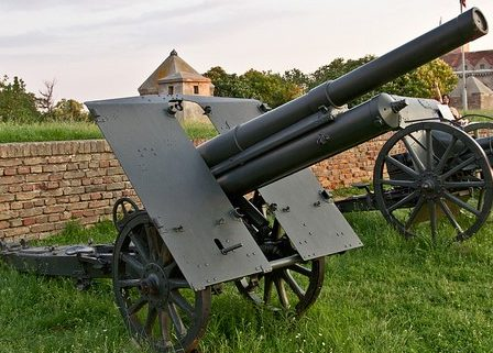 Горная пушка Skoda 105-mm М.1939