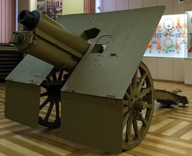 Горная пушка М.28
