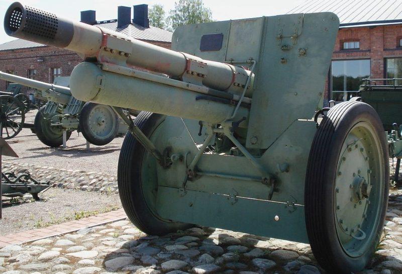 гаубица 10,5-сm Haubits m/40