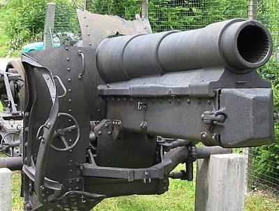Тяжелая гаубица 15-cm SFH 13