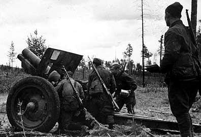 122-мм гаубица образца 1910/30