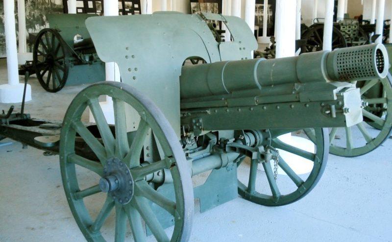 122-мм гаубица обр. 1909/37 гг
