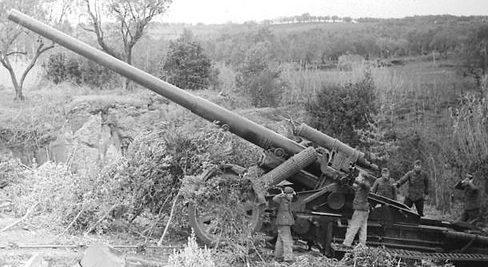 гаубица-пушка 17-cm K.Mrs.Laf -18