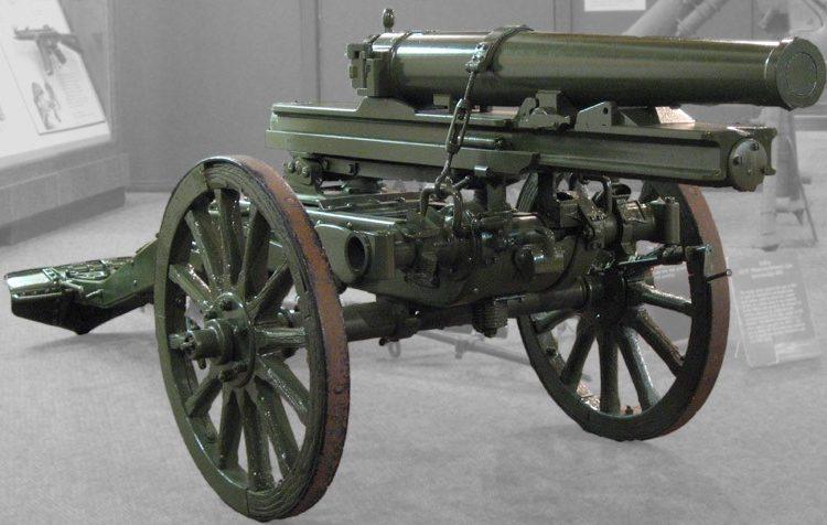 горная пушка Cannone dа 65/17 M-13