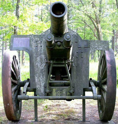 Гаубица Canon de 155 C modèle 1915 St