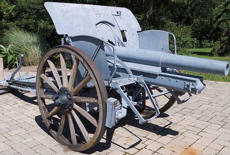 105-мм гаубица leFH-16