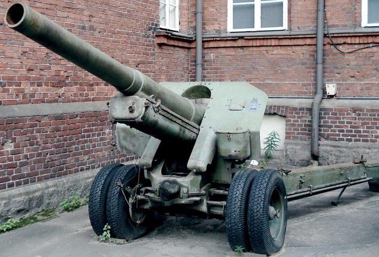 152-мм гаубица М-10 обр. 1938 г.