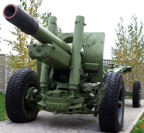 152-мм гаубица МЛ-20 обр. 1937 г.