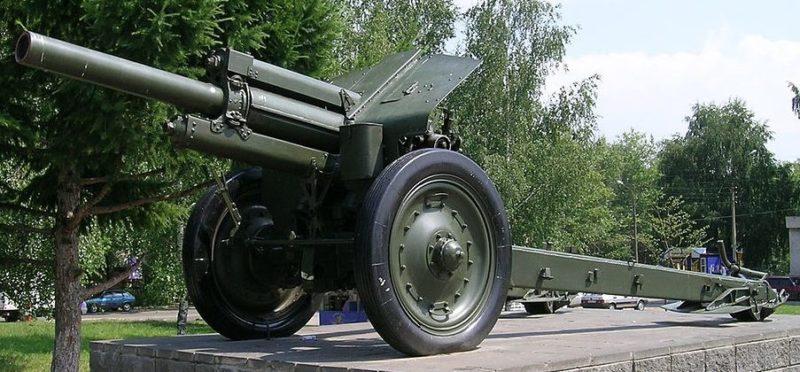 122-мм гаубица М-30 обр. 1938 г