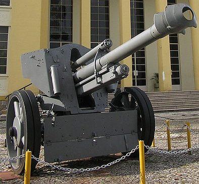 105-мм гаубица leFH-18/40