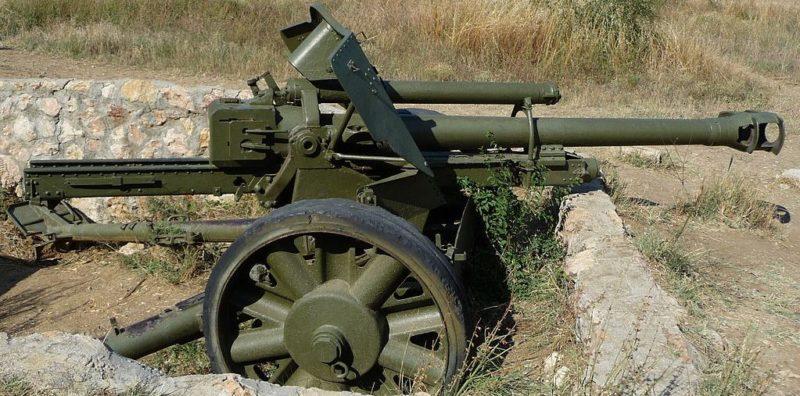 105-мм гаубица leFH-18M