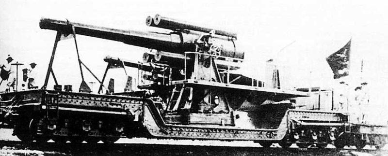 Железнодорожное орудие 8 inch M-1888