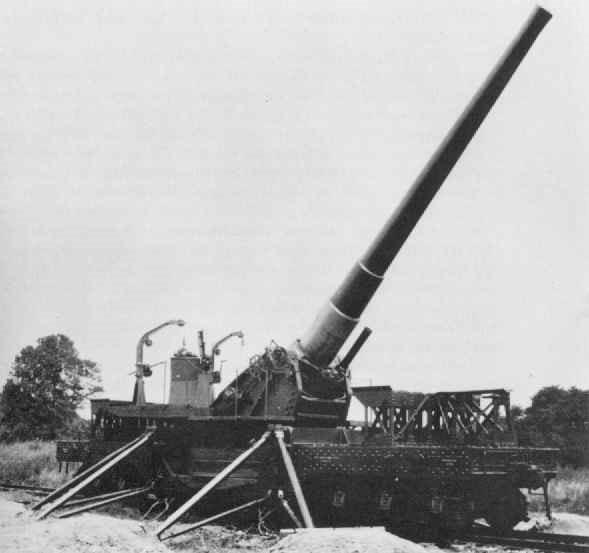 Железнодорожное орудие 8 inch Mk-VI
