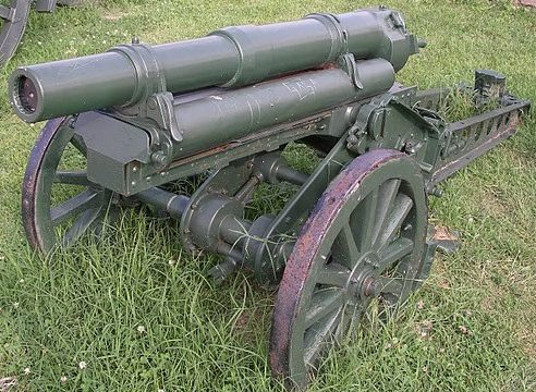 Горная 65-мм пушка образца 1906 г.