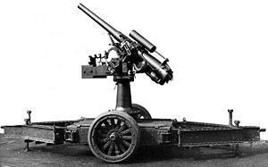 Зенитная пушка QF-12 pounder 12 cwt