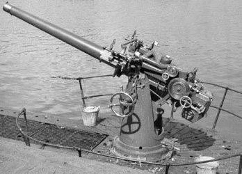 Зенитная пушка QF- 3-in 20cwt