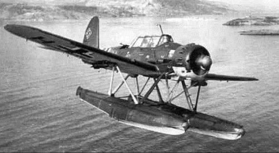 Гидросамолет Arado Ar.196