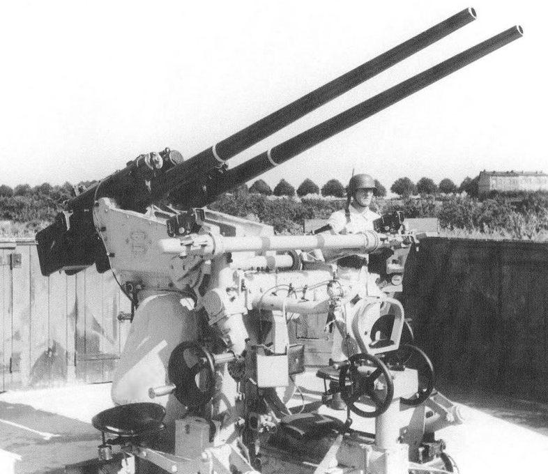 Зенитное орудие 3,7-cm SK C/30