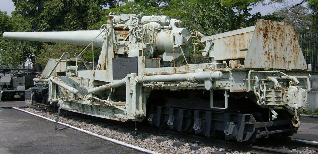 Железнодорожное орудие Bethlehem Steel 177