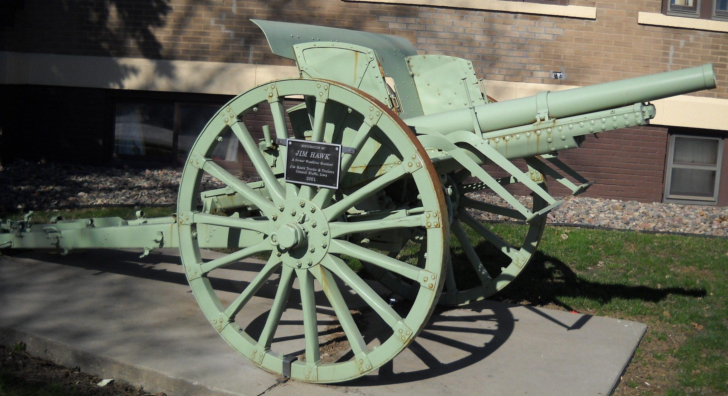 75-мм горная  пушка   Туре-35  образца  1902 г.
