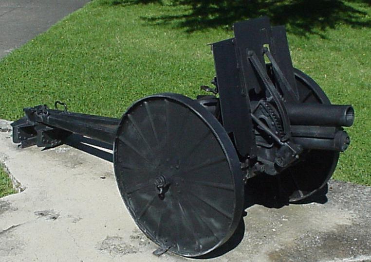 Разные варианты батальонной гаубицы Туре-92