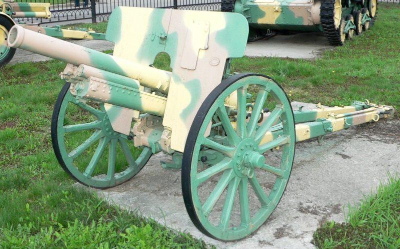 75 мм горная пушка Туре-94.