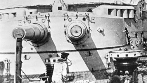 Корабельное орудие 28-cm SK L/40