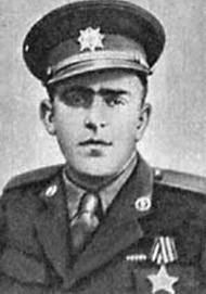 Поручик Вайда Степан Николаевич