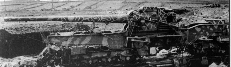 Орудие 20.3-cm/60 SK C/34 береговой вариант