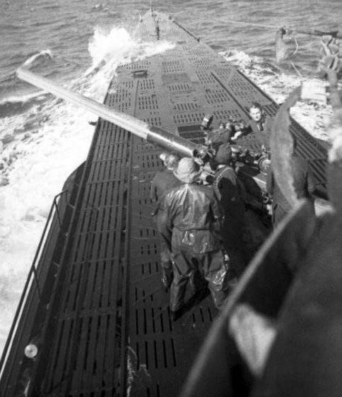 Корабельное орудие 10,5-cm SK C/32