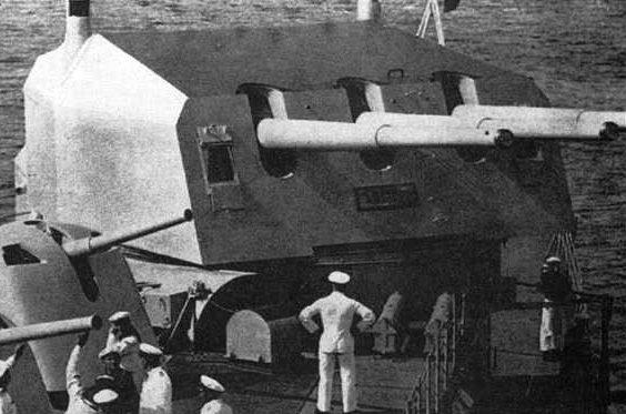Корабельное орудие 15-cm/60 SK C/25