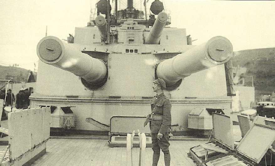 Корабельное орудие 28-cm/50 SK L/50