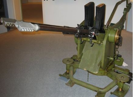 Зенитная пушка 20 ItK 40 VKT